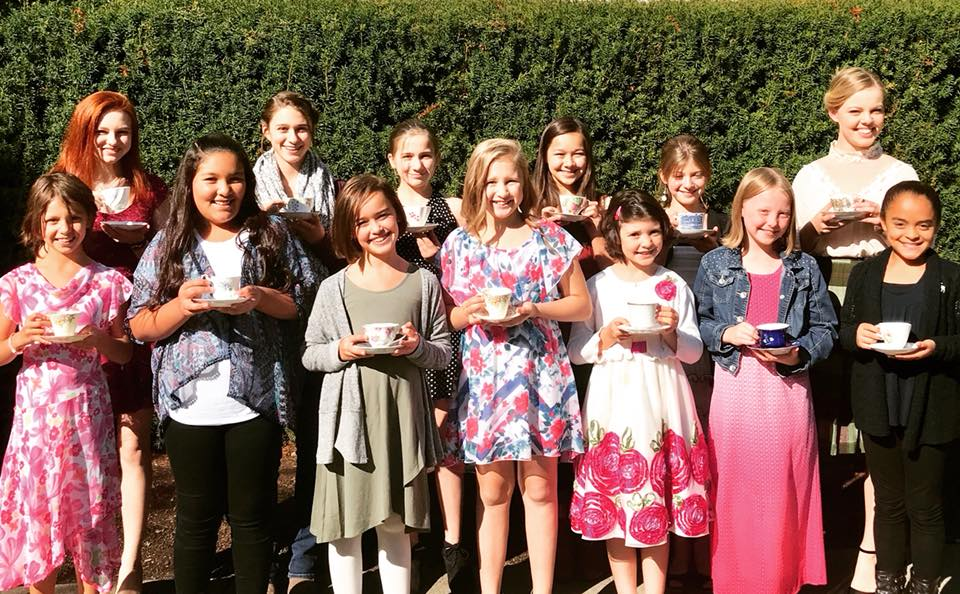 Lcym Annual Mother Daughter Afternoon Tea